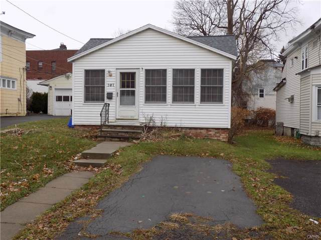 307 Erie Street, Syracuse, NY 13204 (MLS #S1240314) :: The CJ Lore Team | RE/MAX Hometown Choice