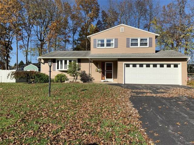8059 Turtle Cove Road, Clay, NY 13090 (MLS #S1240338) :: Robert PiazzaPalotto Sold Team