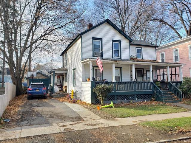 32 N Greenbush Street, Cortland, NY 13045 (MLS #S1240420) :: Robert PiazzaPalotto Sold Team