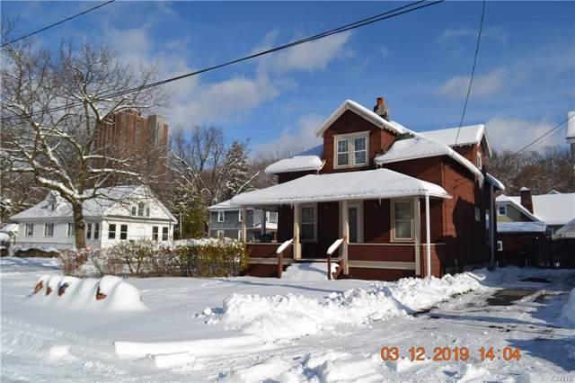 101 Stevens Avenue, Syracuse, NY 13205 (MLS #S1240792) :: Robert PiazzaPalotto Sold Team