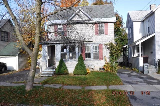 448 S Pleasant Street, Watertown-City, NY 13601 (MLS #S1240810) :: BridgeView Real Estate Services