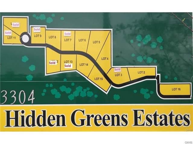 22 Hidden Greens Road, Brutus, NY 13166 (MLS #S1240877) :: MyTown Realty