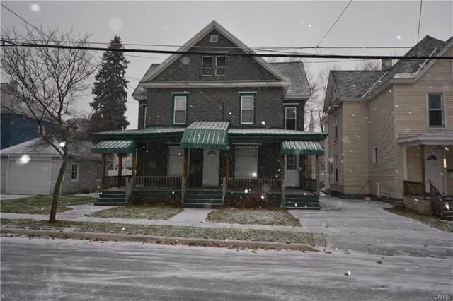 120 S Pleasant Street, Watertown-City, NY 13601 (MLS #S1240891) :: Robert PiazzaPalotto Sold Team