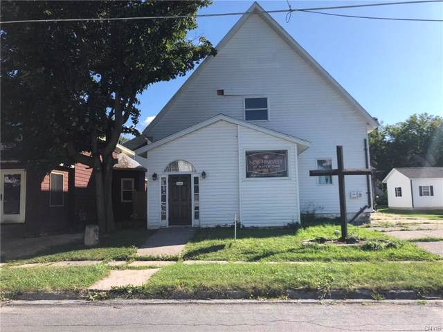 207 W Lynde Street, Watertown-City, NY 13601 (MLS #S1241060) :: BridgeView Real Estate Services