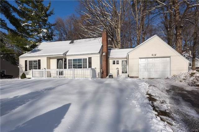 3625 Cold Springs Road, Lysander, NY 13027 (MLS #S1241099) :: The Rich McCarron Team