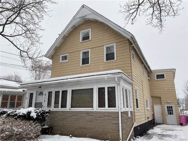 413 2nd North Street, Syracuse, NY 13208 (MLS #S1241181) :: Robert PiazzaPalotto Sold Team