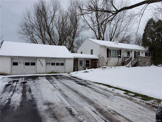 4732 State Route 31, Clay, NY 13041 (MLS #S1241402) :: MyTown Realty