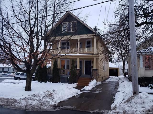 1607 Conkling Avenue, Utica, NY 13501 (MLS #S1241734) :: The Rich McCarron Team