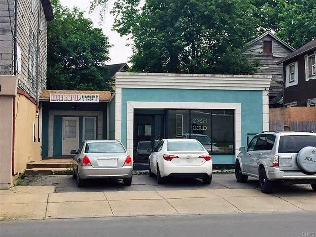 509 Mohawk Street, Utica, NY 13501 (MLS #S1241911) :: MyTown Realty