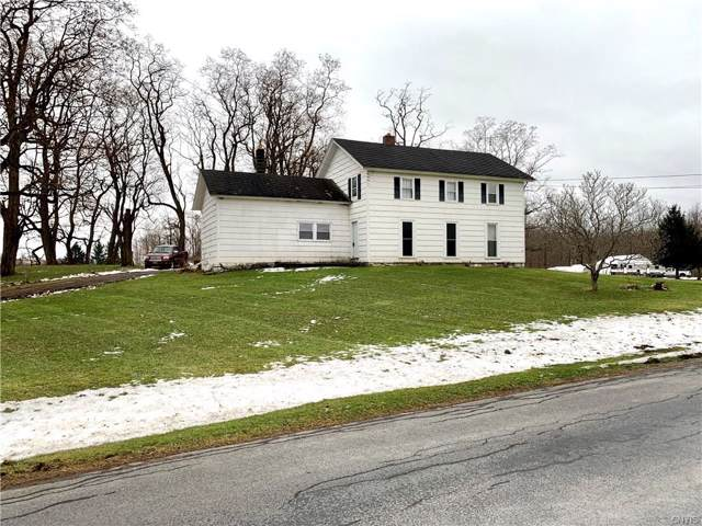 1688 Van Camp Road, Skaneateles, NY 13108 (MLS #S1242065) :: Robert PiazzaPalotto Sold Team