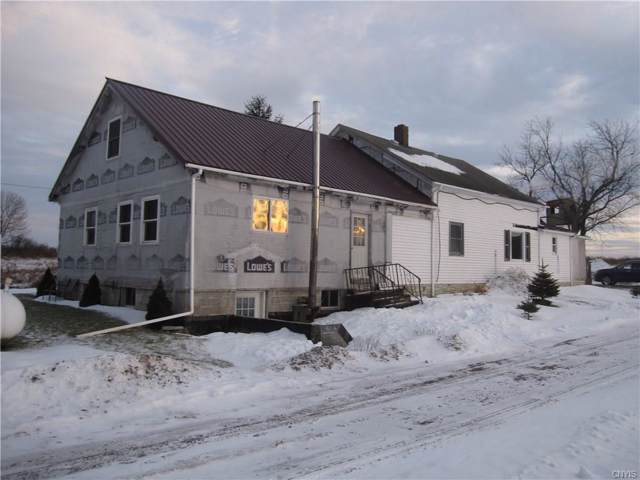 1578 State Route 29, Salisbury, NY 13454 (MLS #S1242406) :: Robert PiazzaPalotto Sold Team