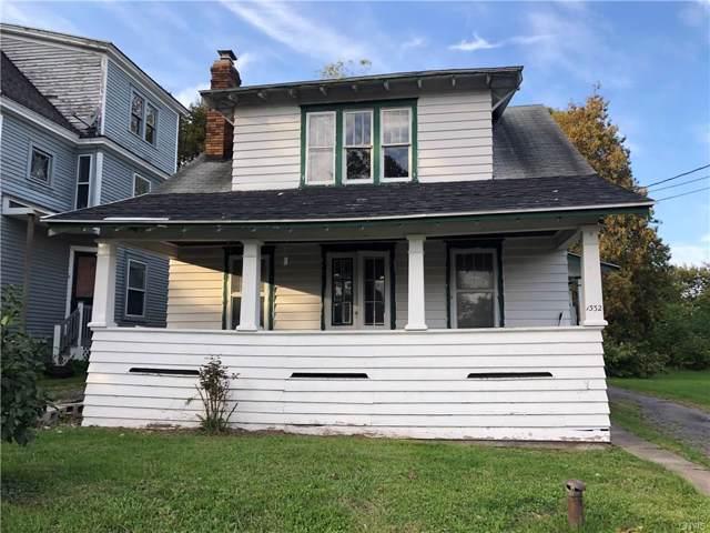 1332 W Colvin Street, Syracuse, NY 13207 (MLS #S1242427) :: BridgeView Real Estate Services