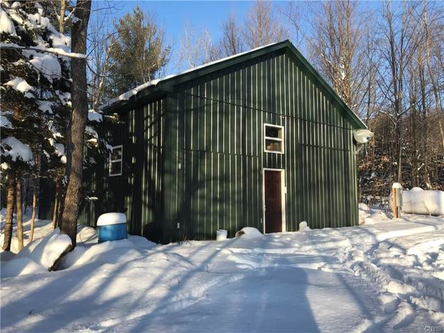 3743 Brownville Road, Lyonsdale, NY 13368 (MLS #S1242769) :: MyTown Realty