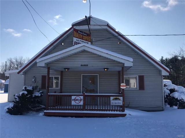 26252 State Route 3, Le Ray, NY 13601 (MLS #S1242992) :: Robert PiazzaPalotto Sold Team