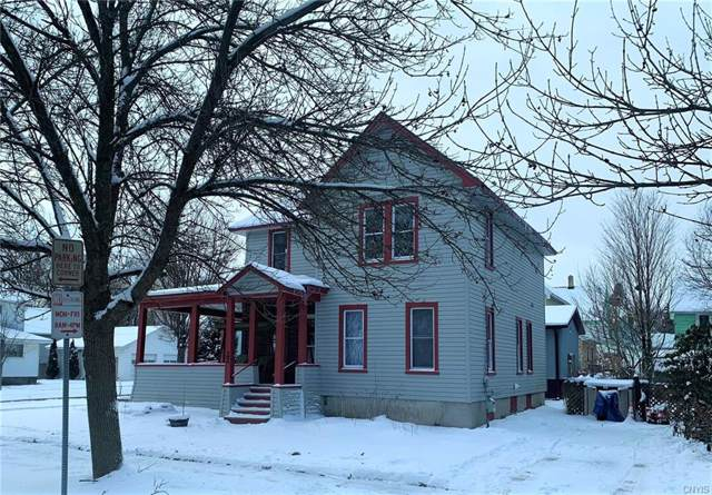 22 Hubbard Street, Cortland, NY 13045 (MLS #S1243122) :: BridgeView Real Estate Services