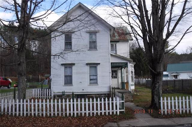 5008 Division Street, Forestport, NY 13338 (MLS #S1243167) :: Robert PiazzaPalotto Sold Team