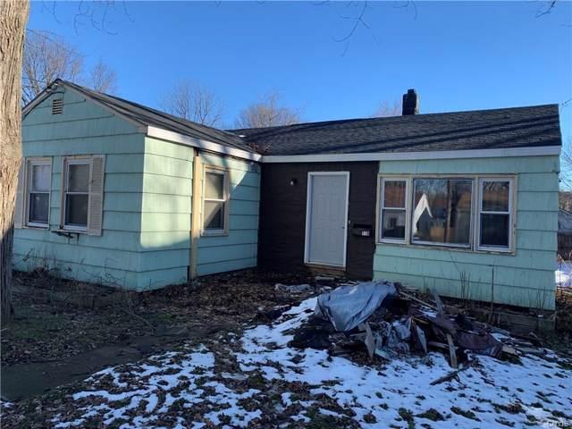 119 Pierce Street, Syracuse, NY 13205 (MLS #S1243314) :: MyTown Realty