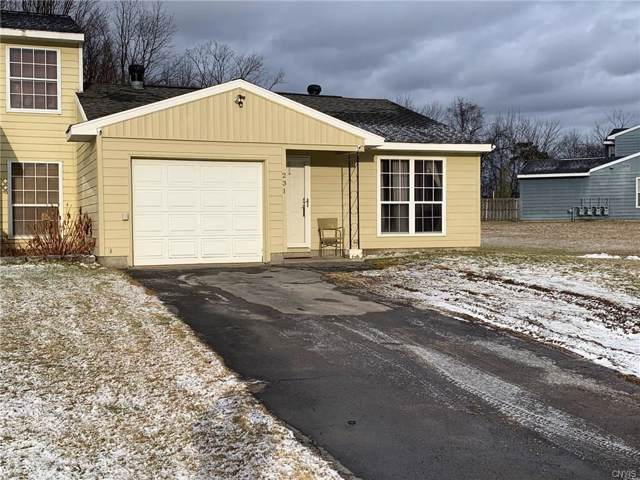 231 Wildwood Ridge, Frankfort, NY 13340 (MLS #S1243751) :: 716 Realty Group