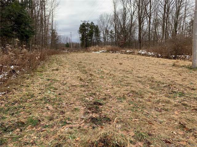 0 Bruyere, Oswegatchie, NY 13669 (MLS #S1243779) :: BridgeView Real Estate Services