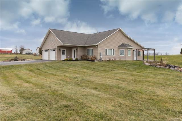 43259 Martusewicz Lane, Orleans, NY 13607 (MLS #S1243800) :: Robert PiazzaPalotto Sold Team