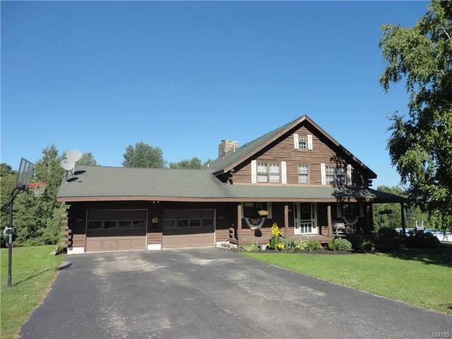 5132 Forbes Road, Homer, NY 13045 (MLS #S1244233) :: Robert PiazzaPalotto Sold Team