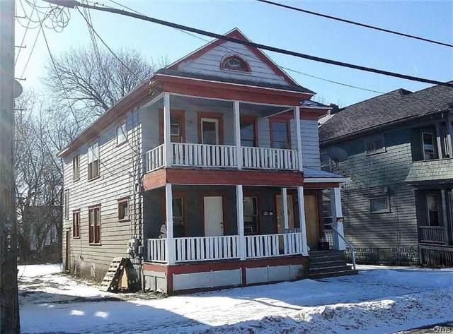 221-23 Warner Avenue, Syracuse, NY 13205 (MLS #S1244485) :: Updegraff Group