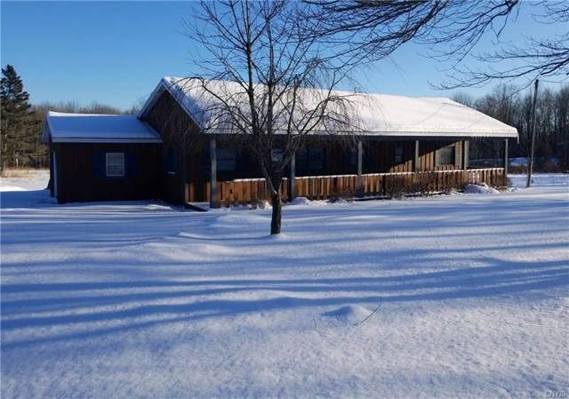 62 Bangall Road, Parish, NY 13131 (MLS #S1244504) :: BridgeView Real Estate Services