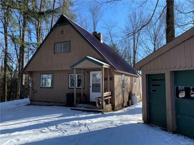 64 Deer Hollow Rd., Forestport, NY 13338 (MLS #S1244527) :: Robert PiazzaPalotto Sold Team