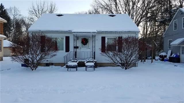 183 Merritt Avenue, Syracuse, NY 13207 (MLS #S1244739) :: BridgeView Real Estate Services
