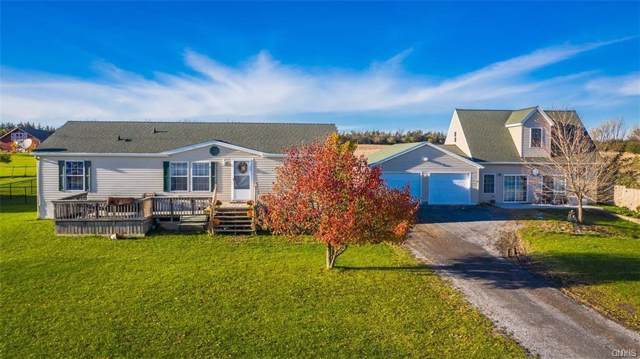 17640 County Route 59, Brownville, NY 13634 (MLS #S1244907) :: Robert PiazzaPalotto Sold Team