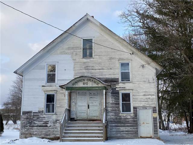 4229 State Route 20, Warren, NY 13439 (MLS #S1244964) :: BridgeView Real Estate Services