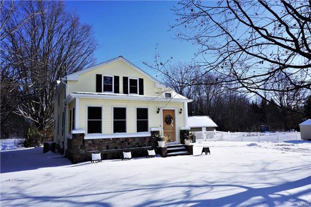 3900 East Street, Skaneateles, NY 13152 (MLS #S1245434) :: The Chip Hodgkins Team