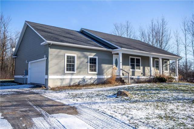 17135 Nys Route 12E, Brownville, NY 13615 (MLS #S1245533) :: Robert PiazzaPalotto Sold Team