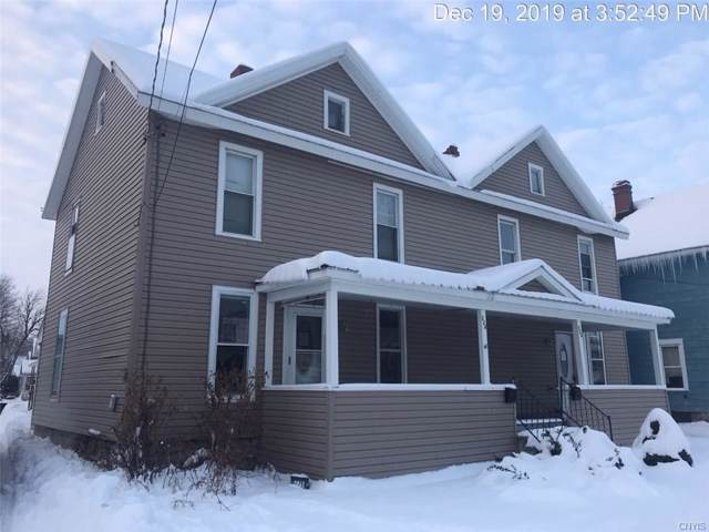 322 - 324 Arlington Street, Watertown-City, NY 13601 (MLS #S1245809) :: BridgeView Real Estate Services