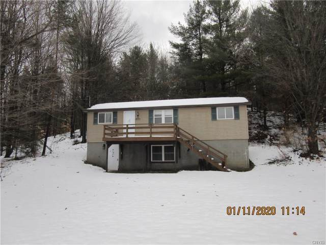 5654 Greig Rd, Greig, NY 13343 (MLS #S1245825) :: BridgeView Real Estate Services