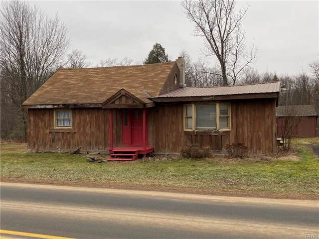 3060 County Route 15, Sandy Creek, NY 13142 (MLS #S1246574) :: Robert PiazzaPalotto Sold Team