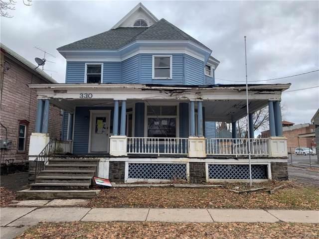 330 N Prospect Street, Herkimer, NY 13350 (MLS #S1246745) :: Updegraff Group