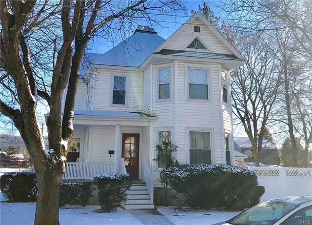 401 Park Avenue, Herkimer, NY 13350 (MLS #S1246797) :: Updegraff Group