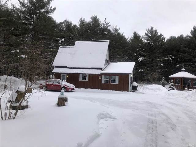 7709 N Shore Road, Watson, NY 13343 (MLS #S1246995) :: Lore Real Estate Services