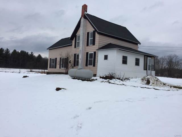 684 County Route 47, Redfield, NY 13437 (MLS #S1247218) :: Robert PiazzaPalotto Sold Team