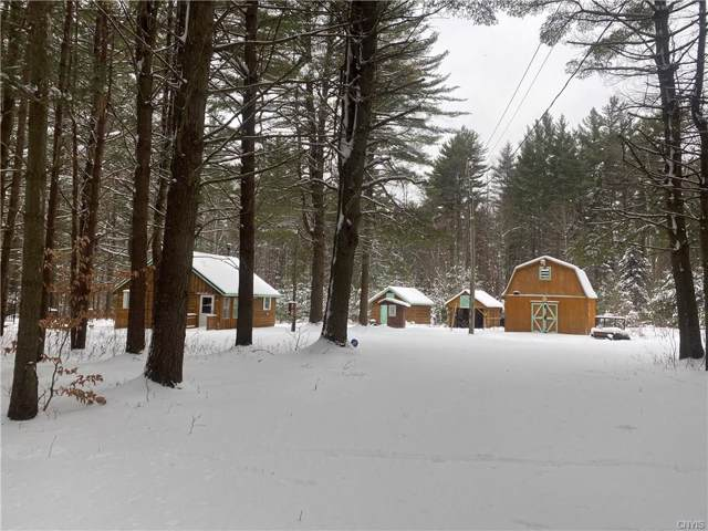 9391 Moose River Road, Lyonsdale, NY 13433 (MLS #S1247225) :: BridgeView Real Estate Services