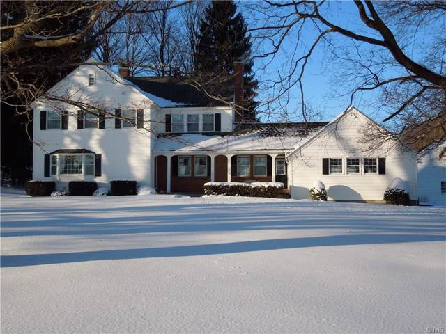 959 State Route 222, Cortlandville, NY 13045 (MLS #S1247349) :: Robert PiazzaPalotto Sold Team