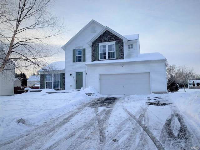 4916 Ernest Way, Clay, NY 13041 (MLS #S1247591) :: The Chip Hodgkins Team