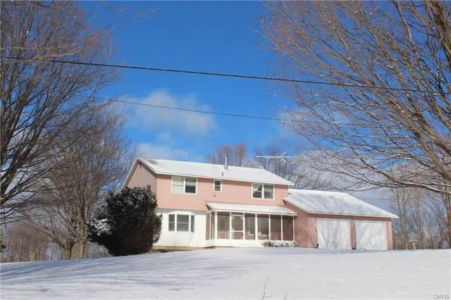 1835 Hall Road, Elbridge, NY 13112 (MLS #S1247592) :: BridgeView Real Estate Services