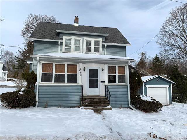 316 Yale Avenue, Geddes, NY 13219 (MLS #S1247614) :: MyTown Realty