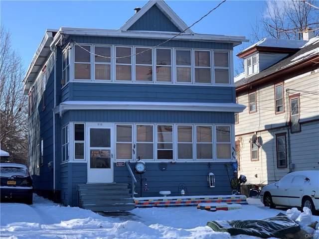 505 Avery Avenue, Syracuse, NY 13204 (MLS #S1247660) :: Robert PiazzaPalotto Sold Team