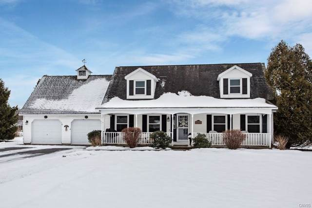 15 Gregory Road, Hannibal, NY 13074 (MLS #S1247977) :: The CJ Lore Team | RE/MAX Hometown Choice