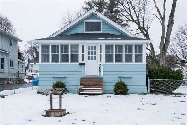 200 Newcastle Road, Geddes, NY 13219 (MLS #S1247996) :: The CJ Lore Team | RE/MAX Hometown Choice