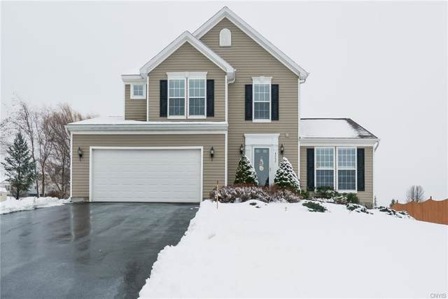4757 Manor Hill Drive, Onondaga, NY 13215 (MLS #S1248147) :: Robert PiazzaPalotto Sold Team