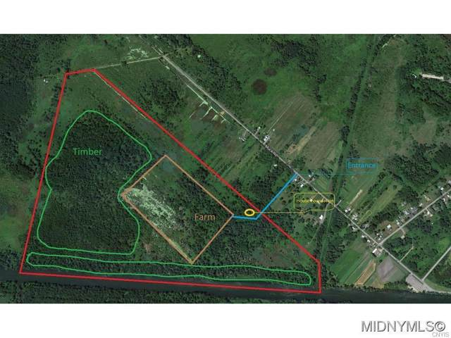 0 Muck Road, Rome-Outside, NY 13440 (MLS #S1248158) :: Lore Real Estate Services